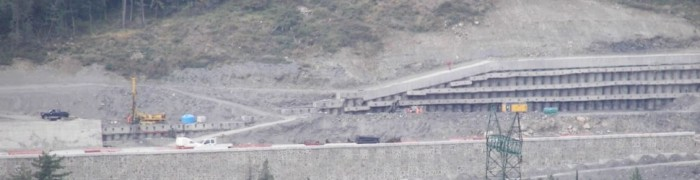 "Motorway embankment on sliding slope A1 ""Variante di Valico"""