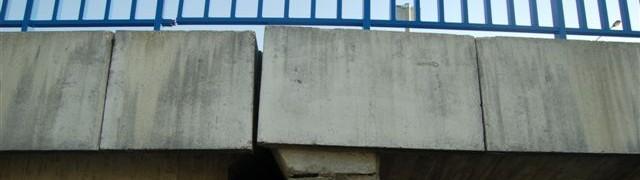 """Bridge abutment """"Aveiro"""""""
