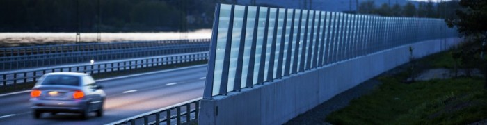 "Highway - railway E45 ""Göteborg"""