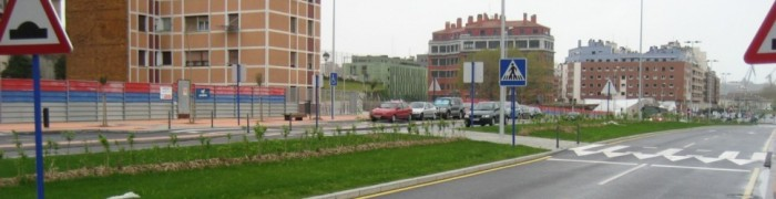 """Road Embankment """"Barakaldo"""""""