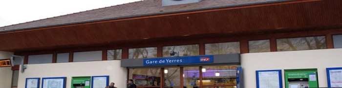 Train station Yerres