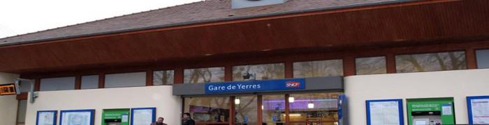 Train station Yerres