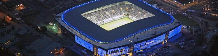 Ghelamco Stadium Ghent