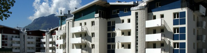 """Residential Building """"Oasi"""""""