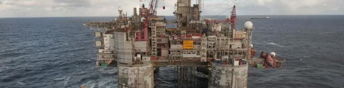 Heidrun Floating Oil-Production Platform