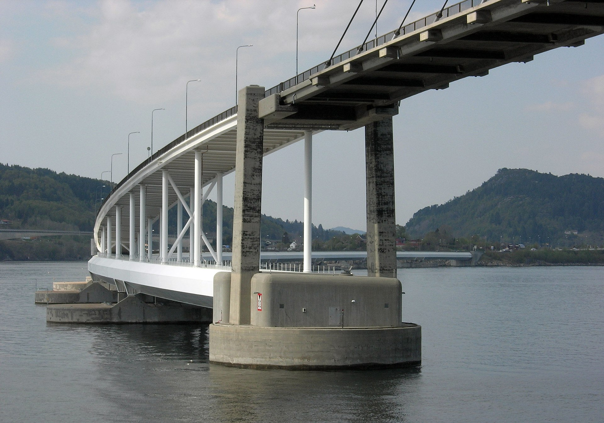 Nordhorland Floating Bridge 3