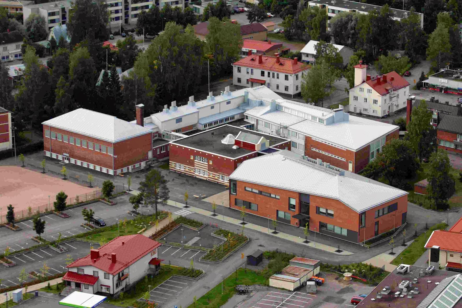 Nurmijärvi Municipal Building 3