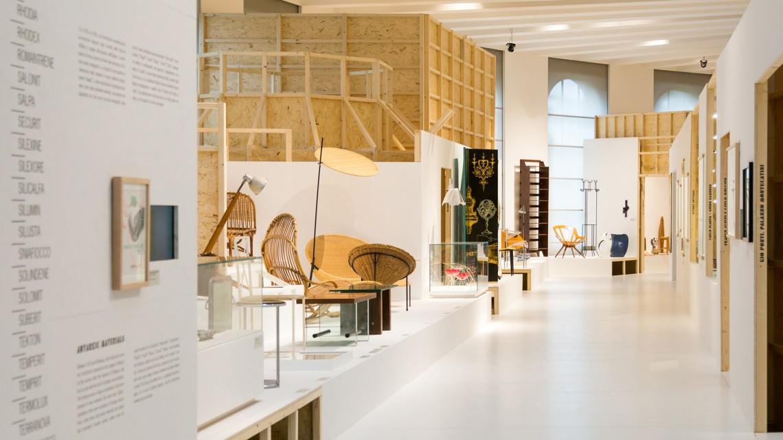 Triennale design museum exca for Art design milano