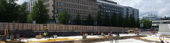 Lahti Town Square