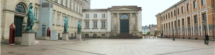 Prince Jørgens Courtyard