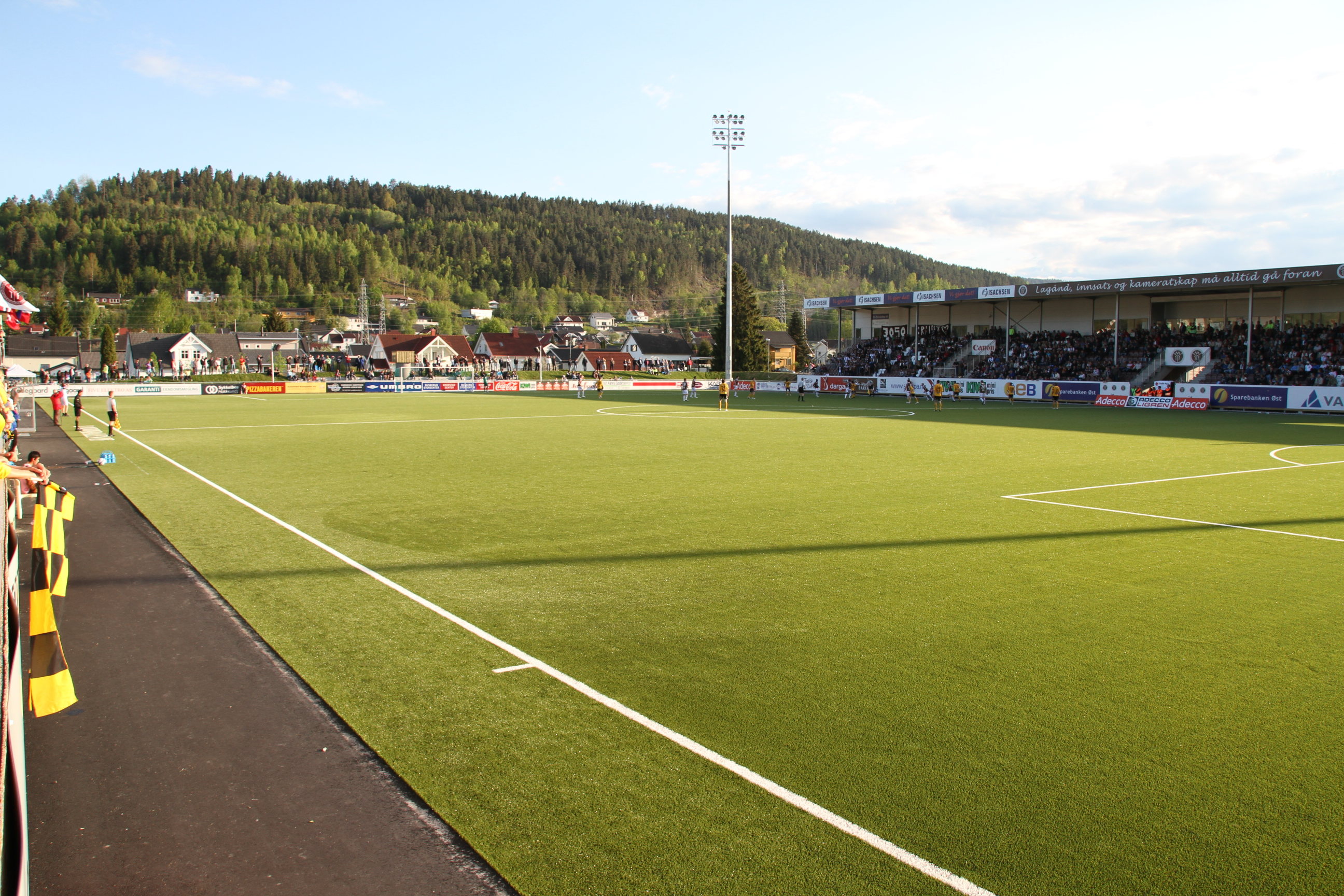 Sports Fields Uki Arena 3